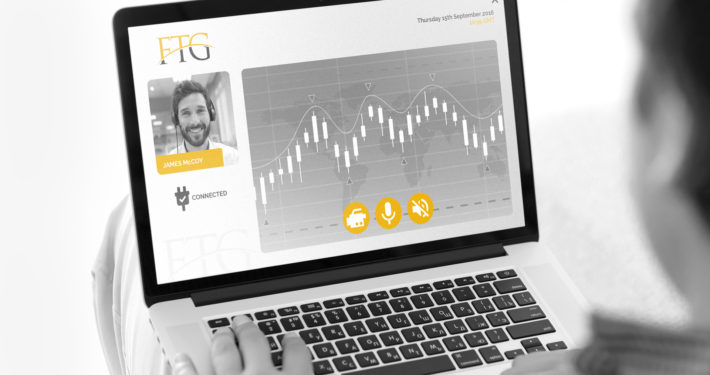 FTG Blog - The Forex Industry Makes 4.5 Trillion Euros A Day – Learn How to Trade with FTG's Live Trading One-on-One Sessions